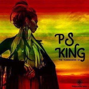 P.S King The Commander EP zip download