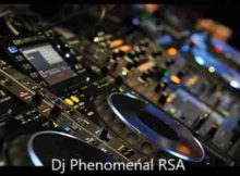DOWNLOAD mp3: Dj Phenomenal RSA Gqom Mix (Woza December) mp3 download