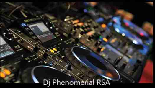Dj Phenomenal RSA Gqom Mix (Woza December) mp3 download