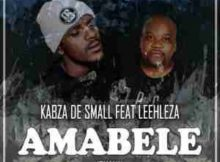 Kabza De Small Amabele Shaya Ft. Leehleza mp3 download