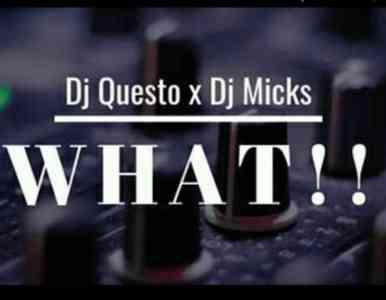 DJ Questo x DJ Micks What!! mp3 download free