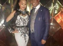 Julius Malema Thanks His Wife For Perfect Love