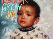 Shane Eagle Never Grow Up EP mp3 album download free datafilehost fakaza hiphopza