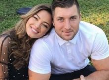 Demi-Leigh & Boyfriend Tim Tebow Hang Out (Photos)