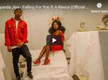Ayanda Jiya Falling For You Video ft A-Reece mp4 download fakaza feat