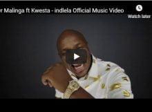Dr Malinga Indlela Video ft. ft Kwesta mp4 download