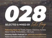Echo Deep The Music City Sessions 028 mp3 download fakaza datafilehost vol volume 28 mix mixtape