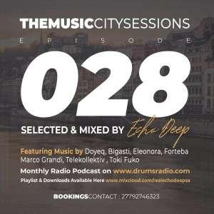 Echo Deep The Music City Sessions 028 mp3 download fakaza datafilehost vol volume 28 mix mixtape