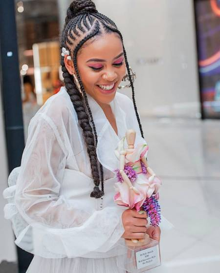Sho Madjozi Wins Bet Award 2019