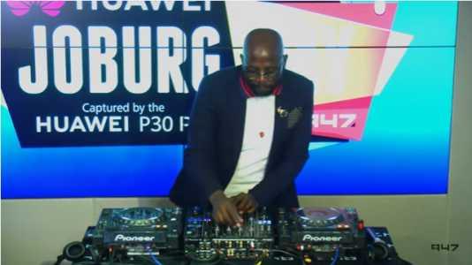 DJ Maphorisa At 947 Joburg (Huawei Joburg Day Mix 2019) mp3 download