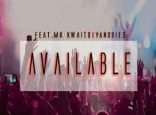 Rada Available Ft. Kwaito & Yanodies mp3 download