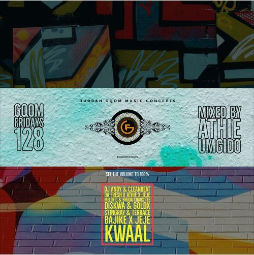 DJ Athie Gqom Fridays Mix Vol 128 mp3 download