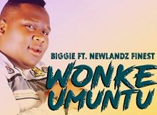 Biggie - Wonke Umuntu ft. TNS & Newlandz Finest mp3 download