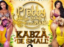 Kabza De Small - Pretty Girls Love Amapiano Mix Vol 2 mp3 zip download datafilehost
