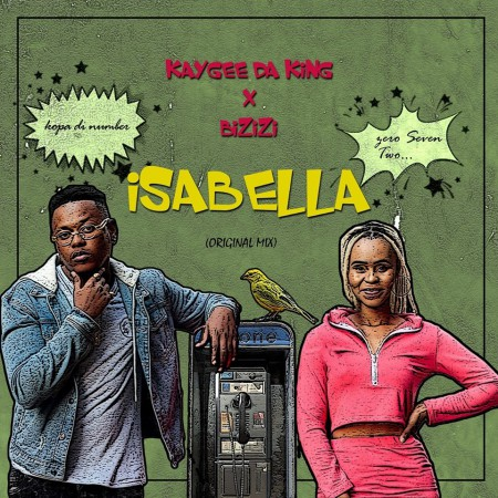 Kaygee Daking x Bizizi - Isabella mp3 download