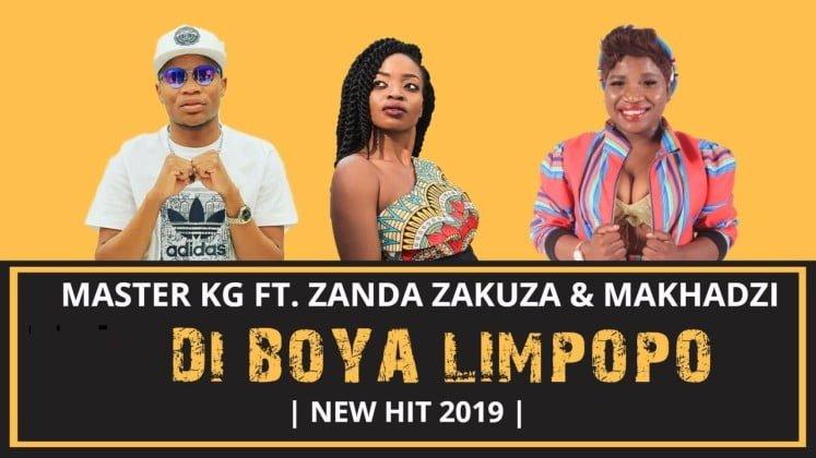 Master KG - Di Boya Limpopo ft. Zanda Zakuza & Makhadzi mp3 download
