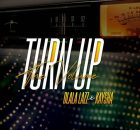 Dlala Lazz – Turn Up the Volume ft. Kaysha mp3 download