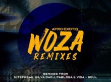 Afro Exotiq - Woza (Vida Soul Defected Remix) mp3 download