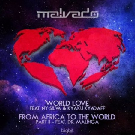 DJ Malvado – From Africa To The World (Pt 2) ft. Dr Malinga mp3 download