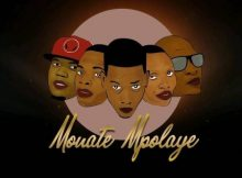 Deejay Bino, DJ Bana & Crazee Gang - Monate Mpolaye mp3 download
