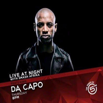 Da Capo - Live at Night on 5FM mix mp3 download
