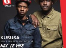 Kususa – Nay' Le Vibe Residency Mix 2020 mp3 download