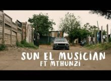 Sun-EL Musician - Insimbi Video ft. Mthunzi mp4 official music download