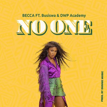 Becca – No One ft. Busiswa, DWP Academy mp3 download