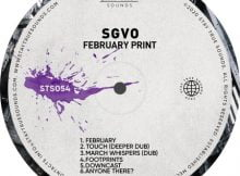 SGVO - February Print EP album mp3 zip download