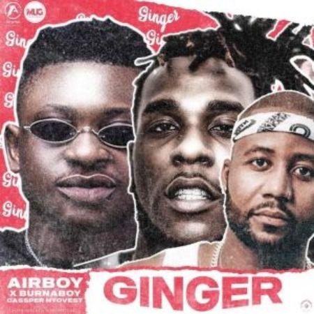 Airboy - Ginger ft. Burna Boy & Cassper Nyovest mp3 free download