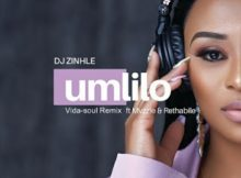 DJ Zinhle Ft. Muzzle & Rethabile - Umlilo (Vida-soul Remix) mp3 download