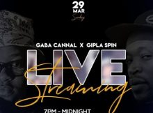 Gaba Cannal & Gipla Spin – Live Stream mix mp3 download