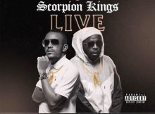 Kabza De Small & DJ Maphorisa - Scorpion Kings Road To Sun Arena 11 April Mix mp3 download