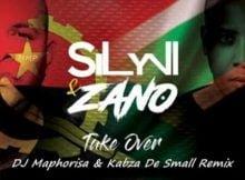 Zano & Silyvi - Take Over (DJ Maphorisa & Kabza De Small Remix) mp3 free download amapiano