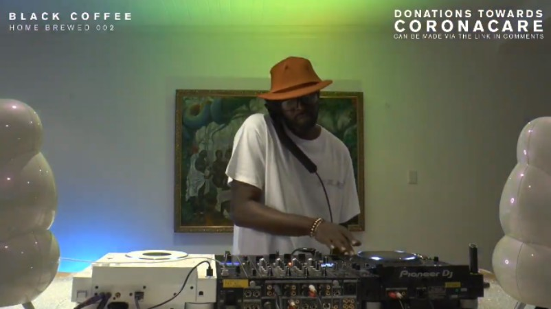 Black Coffee - Home Brewed 002 (Live Mix) mp3 download