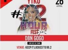 DBN Gogo – YTKO 32 Hour Fest Mix mp3 download