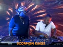 DJ Maphorisa & Kabza De Small – Scorpion Kings Live Stream Mix 2 mp3 download