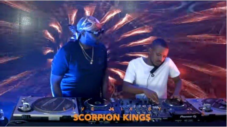 DJ Maphorisa & Kabza De Small – Scorpion Kings Live Stream Mix 2 mp3 download