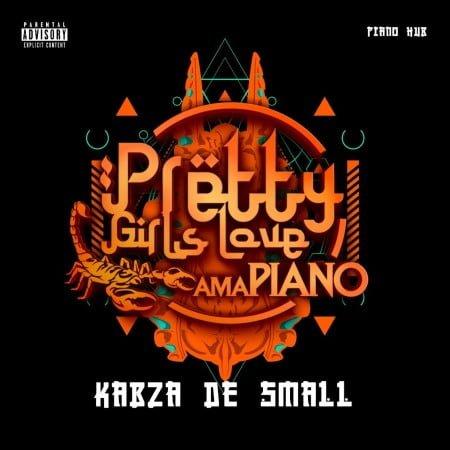 Kabza De Small - Pretty Girls Love AmaPiano Vol 2 Album zip mp3 download 2020