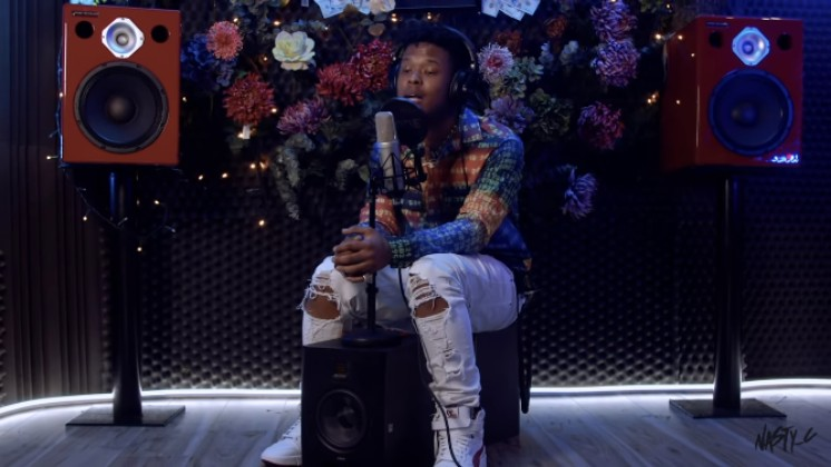Nasty C - I'm Gone Shoot (From Lost Files) mp3 download