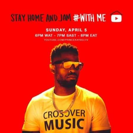 Prince Kaybee – Stay Home And Jam With Me Mix (Mixtape) mp3 download