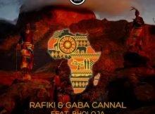 Rafiki & Gaba Cannal – Afrika Ft. Bholoja mp3 download