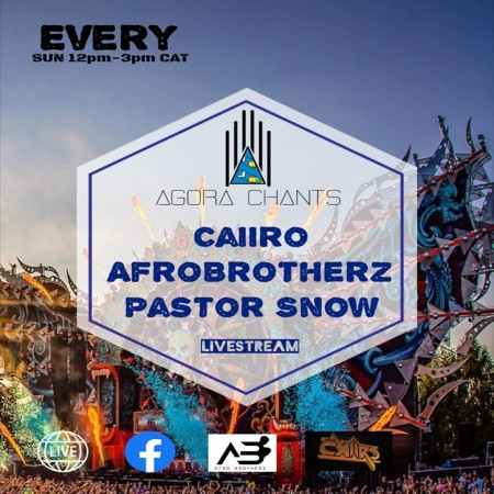 Agora Chants 7 Live Mix ft. Afro Brotherz & Pastor Snow mp3 download
