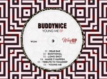 Buddynice Young Me EP zip mp3 download free album