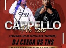 Ceega Wa Meropa Cappello Pre Tour Mix mp3 download