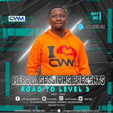 Ceega Wa Meropa Road To Level 3 Mix (Chilled Sounds) mp3 download