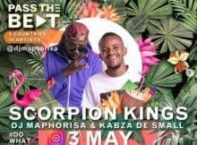 DJ Maphorisa & Kabza De Small – Scorpion Kings Bacardi Amapiano Live Mix mp3 2020 mixtape free download