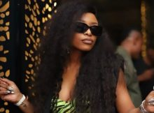 DJ Zinhle Opens Up About Having Second Baby