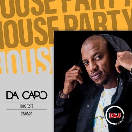 Da Capo DJ Mag House Party Mix mp3 download