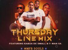 Kabza De Small Thursday Live Mix mp3 download